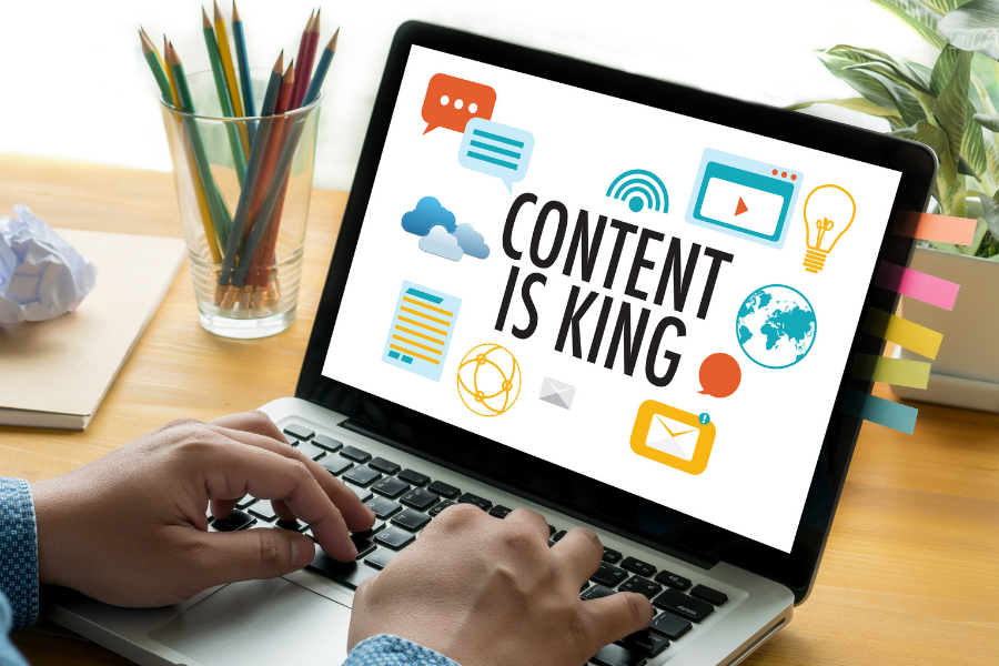 Types Of SEO Content To Include In Your Content Marketing Plan